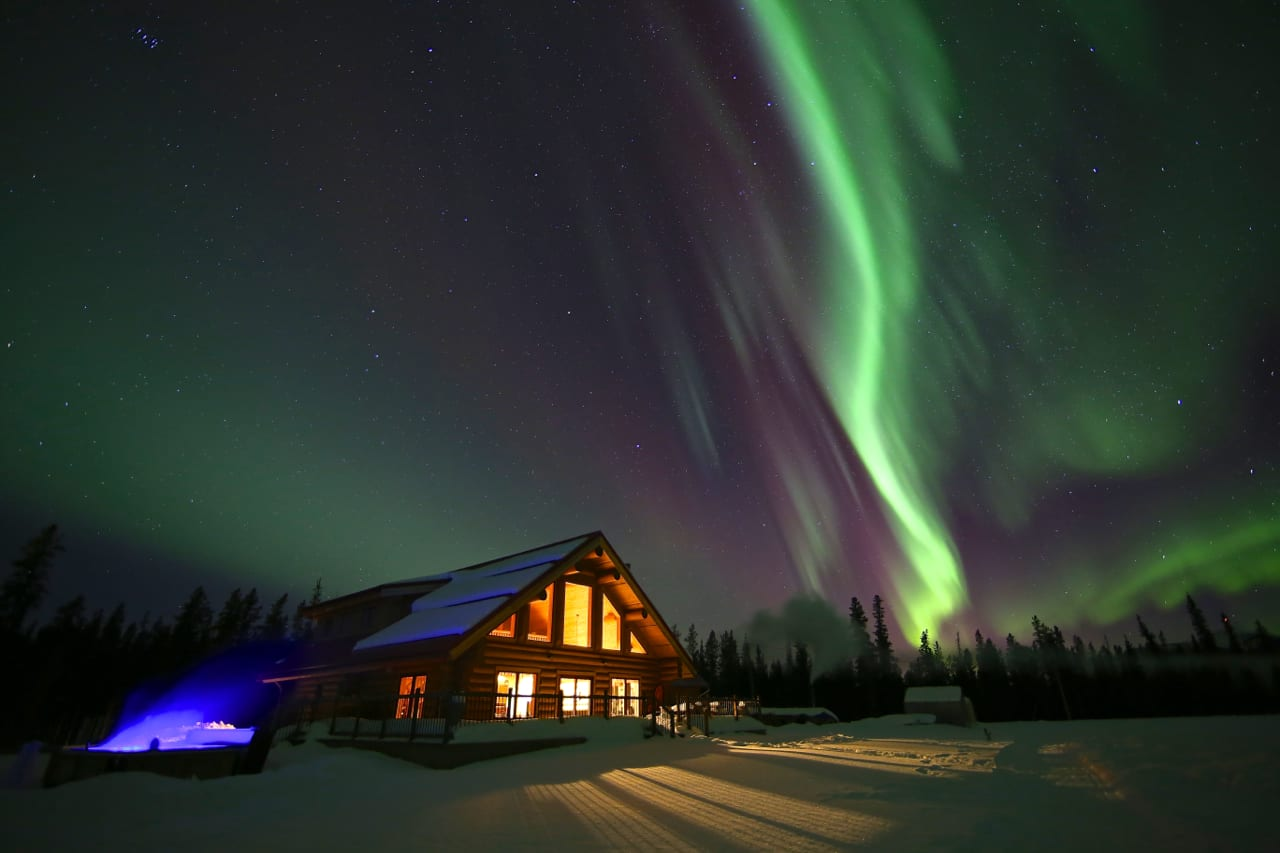 Winter at its Best - Northern Lights Resort & Spa