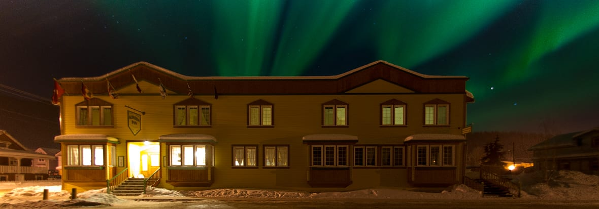 Aurora Inn - Dawson City
