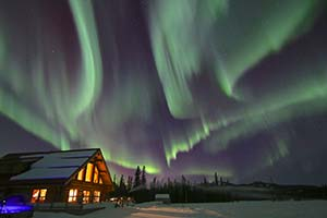 Yukon Aurora Viewing Packages